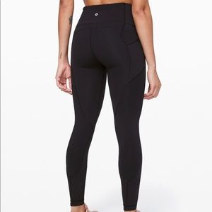 Lululemon All the Right Places Pant Black 28""